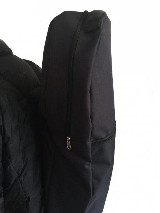 MAXOfit Longboardtasche 120cm mit Reißverschluss