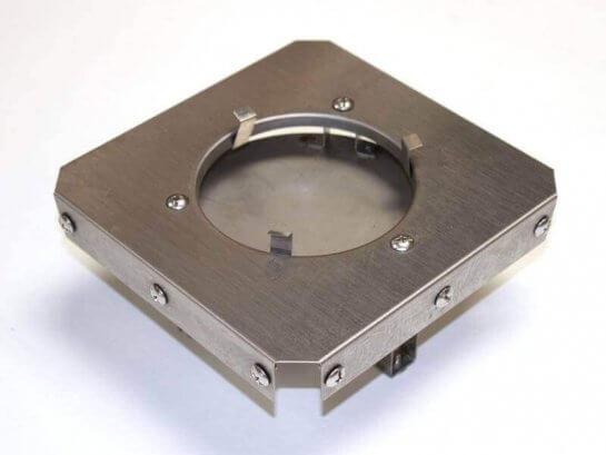 Montageplatte Reflektor für Terrassenheizstrahler Lava