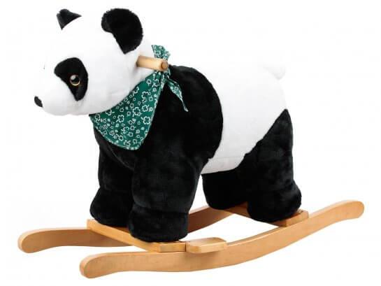 Dunjo Schaukeltier Panda mit Soundmodul
