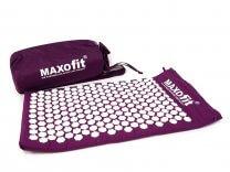 MAXOfit Akupressurmatte 75x44x2,5cm - Bordeaux