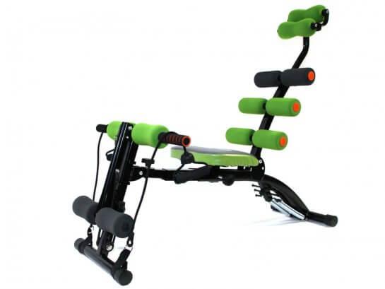 MAXOfit Multitrainer Sixmax MF-6G, für Bauch-Beine-Po