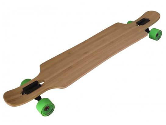 "MAXOfit Longboard ""Bamboo Race No. 4"", 107 cm"