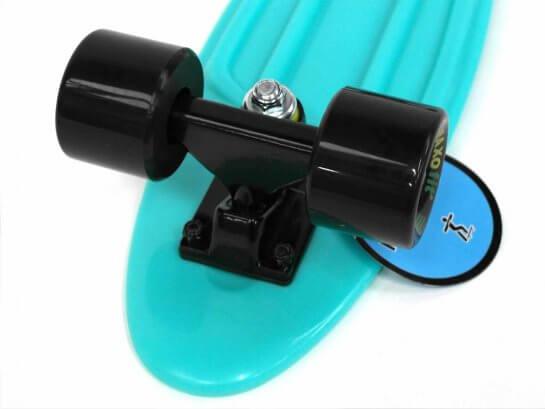 """MAXOfit Mini Retro Skateboard """"Hawaii"""", 55 cm"""